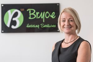 Aberdeen, Thursday 20th October 2016 Bryce Hearing Services Pictured is the owner Jayne Bryce Picture by Michal Wachucik / Abermedia